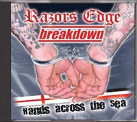 Razors Edge / Breakdown - Hands across the Sea